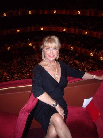 Christine at New York City Ballet